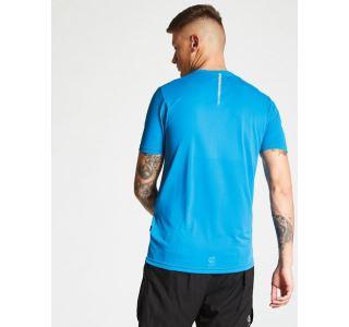 Pánské tričko Dare2b RIGHTEOUS Tee modrá