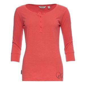 Dámské tričko BUSHMAN ORAIBI červená