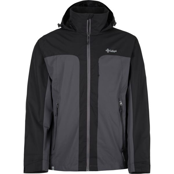 Pánská bunda KILPI ORTLER-M tmavě šedá