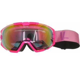 Unisex lyžařské brýle Victory SPV 616C růžová