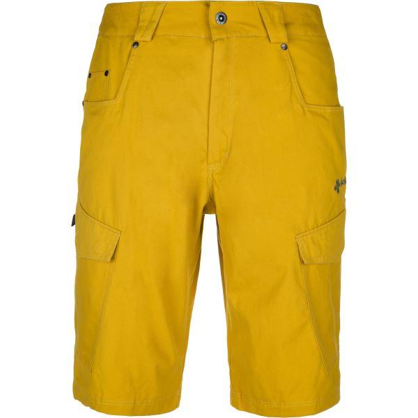 Pánské kraťasy KILPI BREEZE-M žlutá