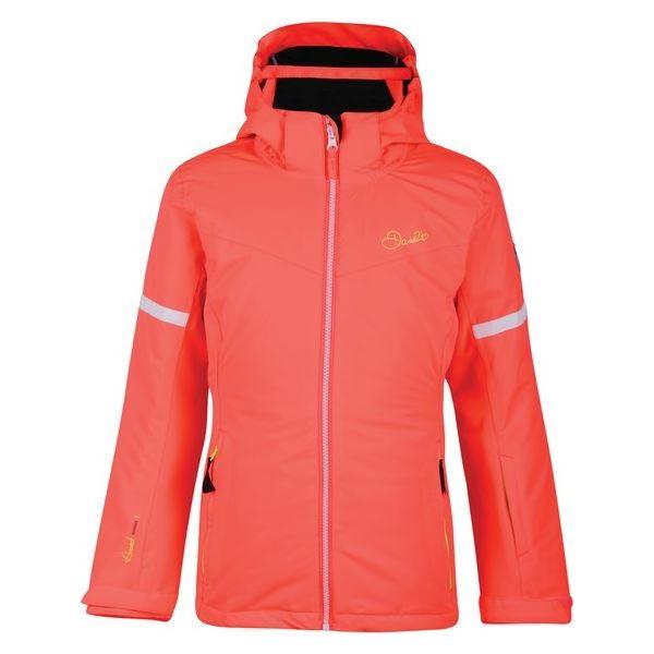 Dětská zimní bunda Dare2b OBSCURE oranžová