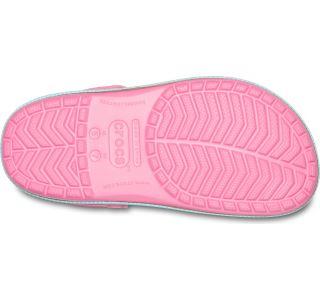 Dámské boty Crocs CROCBAND Sport Cord Clog růžová