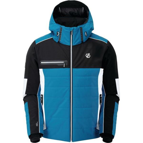 Pánská zimní bunda Dare2b OUT FORCE modrá/černá