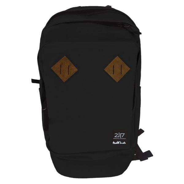 Unisex městský batoh 2117 LAXHALL 30l černá