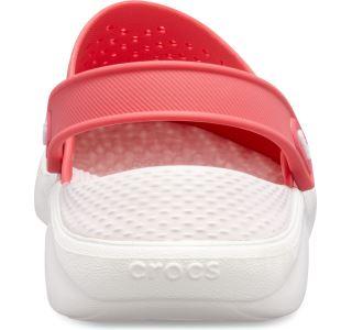 Dámské boty Crocs LiteRide Clog růžová/bílá