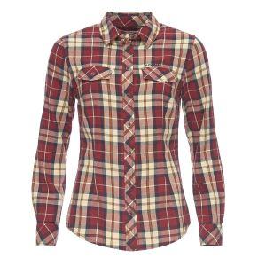Dámská košile BUSHMAN MINEOLA červená
