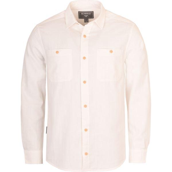 Pánská košile BUSHMAN SEADRIFT bílá