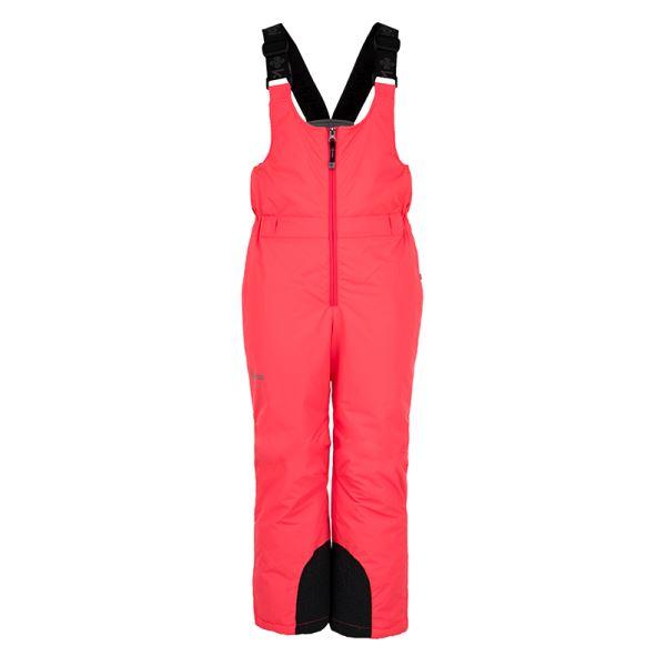 Dětské zimní lyžařské kalhoty KILPI FUEBO-JG růžová