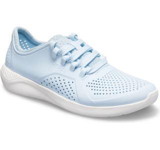 Dámské tenisky Crocs LiteRidePacerW modrá/bílá