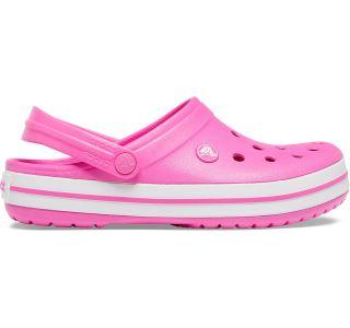 Dámské boty Crocs CROCBAND růžová/bílá