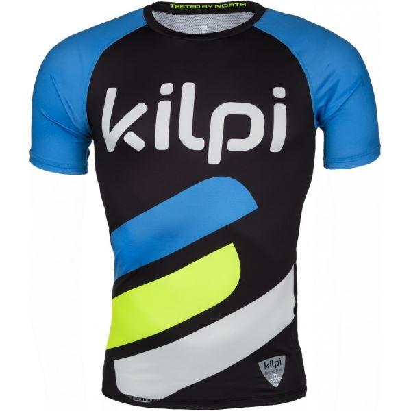 Pánské tričko KILPI VICTORI-M modrá
