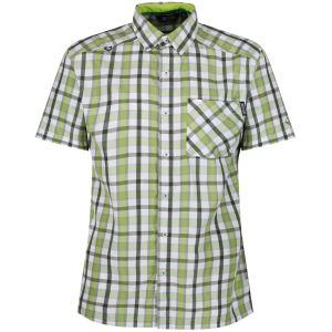 Pánská košile Regatta MINDANO III zelená