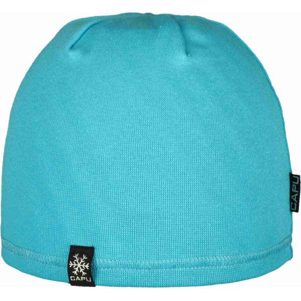 Dětská čepice CAPU 215 modrá