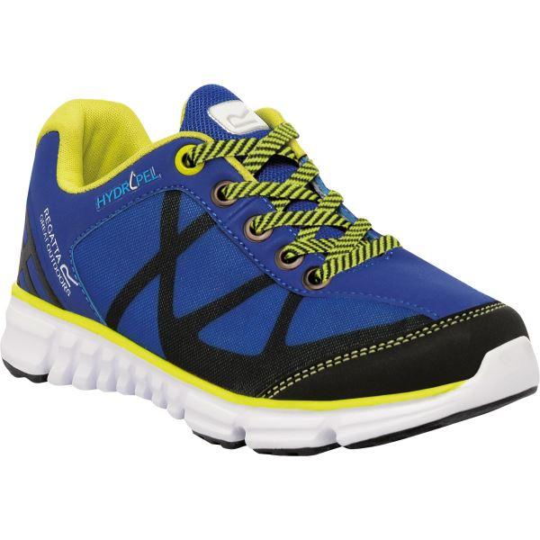 Dětské boty Regatta HYPER-TRAIL Low modrá