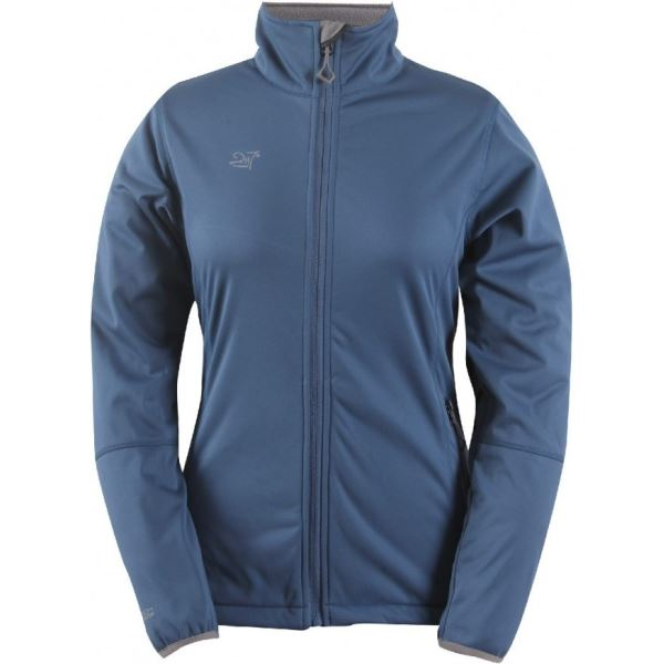 Dámská softshellová bunda 2117 SKRATTEN modrá