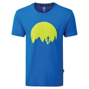 Pánské tričko Dare2b DETERMINE Tee modrá