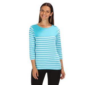 Dámské tričko Regatta PANDARE modrá