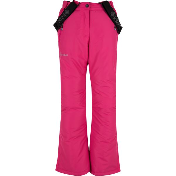 Dětské zimní lyžařské kalhoty KILPI ELARE-JG růžová