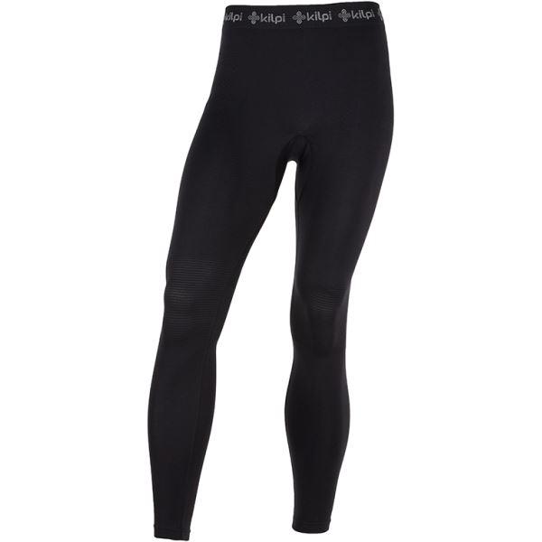 Pánské termo kalhoty KILPI KNOB-M BLK