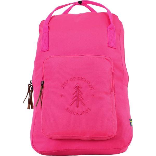 Unisex městský batoh 2117 STEVIK 20l růžová