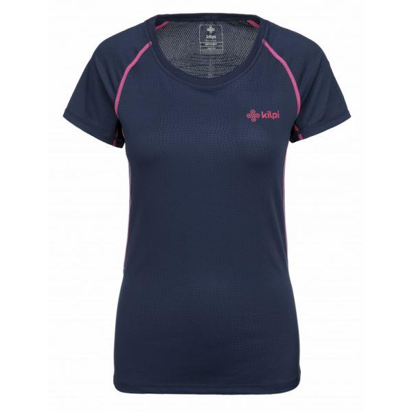 Dámské tričko KILPI RAINBOW-W tmavě modrá