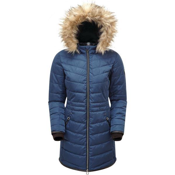 Dámský kabát Dare2b STRIKING modrá