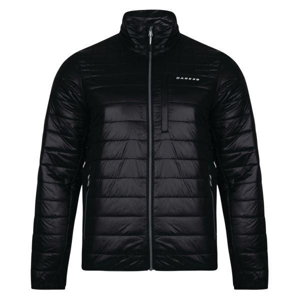 Pánská bunda Dare2b QUADRATE černá