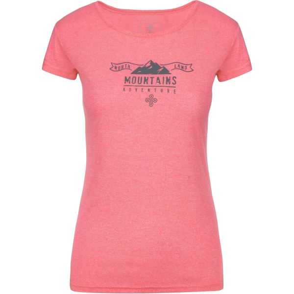 Dámské tričko KILPI GAROVE-W růžová