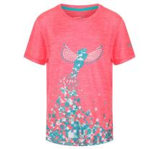 Dětské funkční tričko Regatta ALVARADO IV růžová
