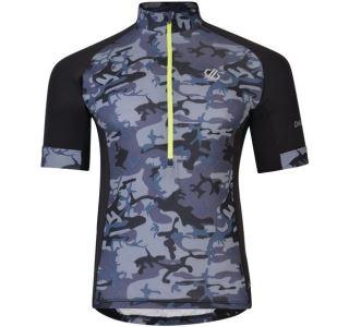 Pánský cyklistický dres Dare2b PERCEPT černá