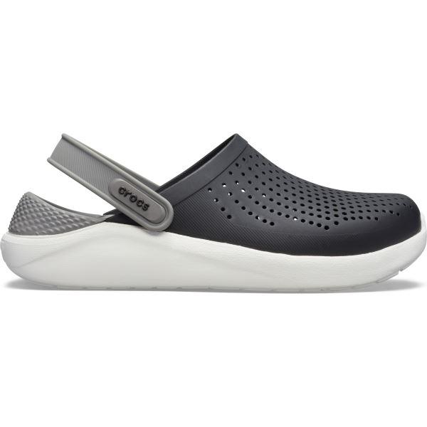 Pánské boty Crocs LiteRide Clog černá/šedá/bílá