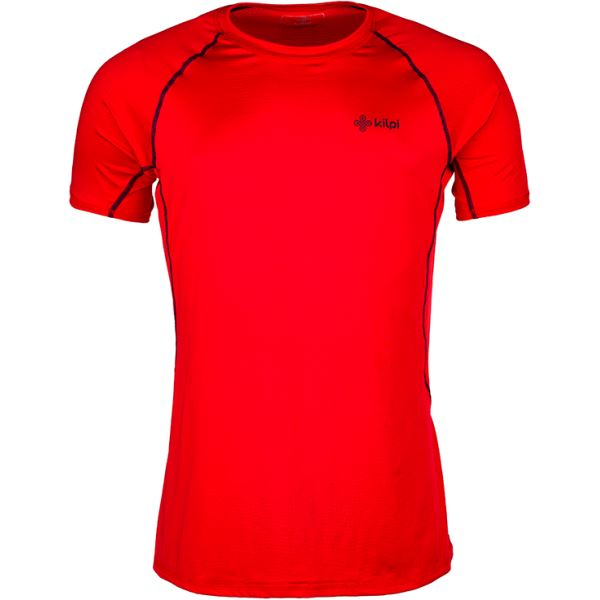 Pánské tričko KILPI RAINBOW-M červená