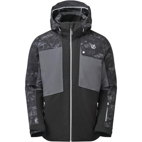 Pánská zimní bunda Dare2b TESTAMENT černá