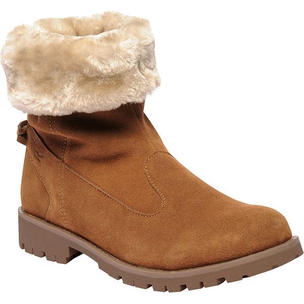 Dámské boty Regatta BEDFORD hnědá