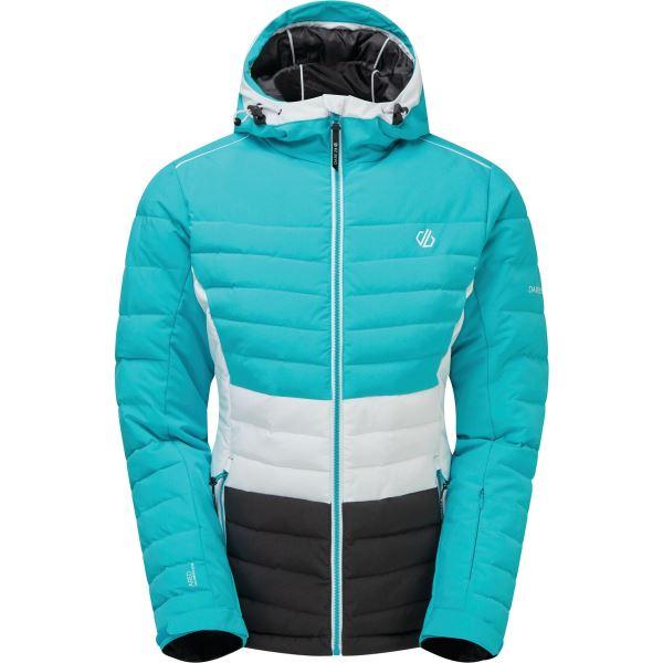 Dámská zimná bunda Dare2b SUCCEED modrá/černá