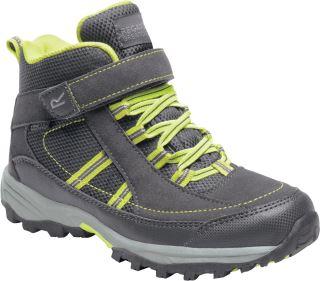 Dětské boty Regatta TRAILSPACE II Mid šedá/zelená