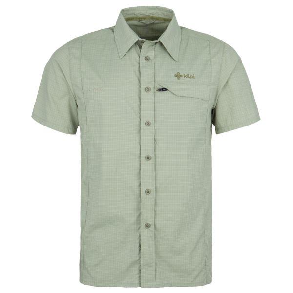 Pánská košile KILPI BOMBAY khaki