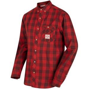 Pánská košile Regatta LOMAN červená