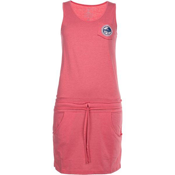 Dámské šaty KILPI FANTASIA-W růžová