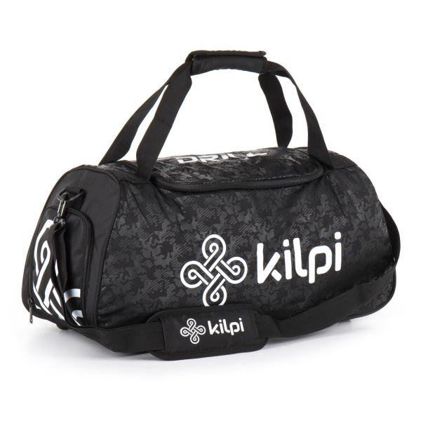 Unisex sportovní taška KILPI DRILL černá