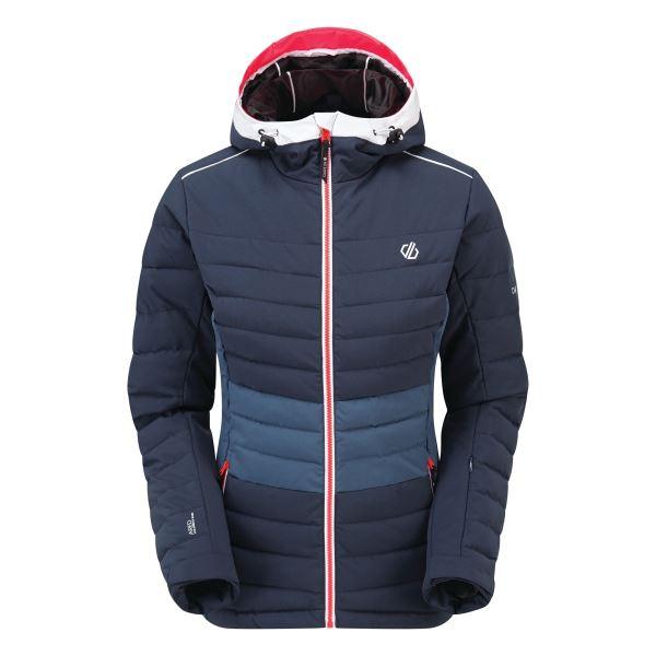 Dámská zimná bunda Dare2b SUCCEED tmavě modrá
