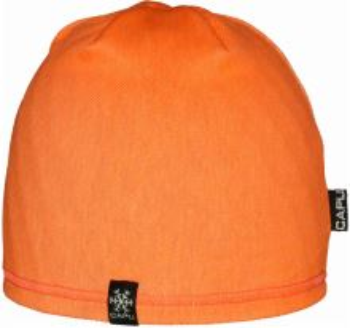 Dětská čepice CAPU 215 oranžová