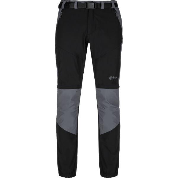 Pánské outdoorové kalhoty KILPI HOSIO-M černá
