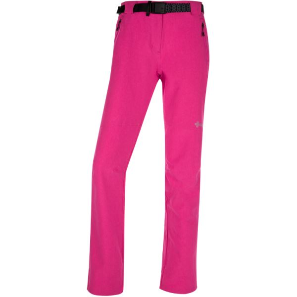Dámské kalhoty KILPI WANAKA-W růžová