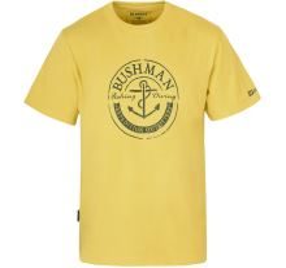 Pánské tričko BUSHMAN WABEK žlutá