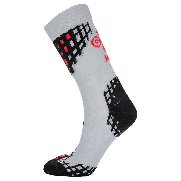 Pánskéfunkční ponožky KILPI BEATRICE-M světle šedá