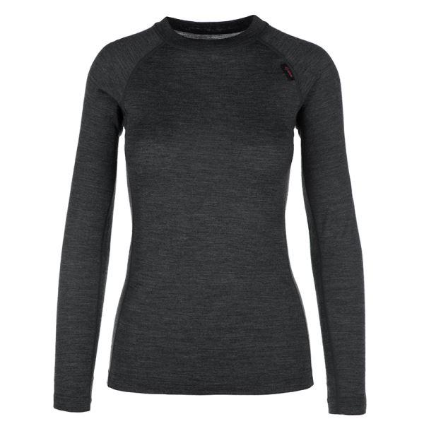 Dámské funkční triko KILPI PATTON-W tmavě šedá