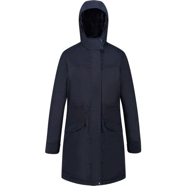 Dámský zimní kabát Regatta RIMONA tmavě modrá