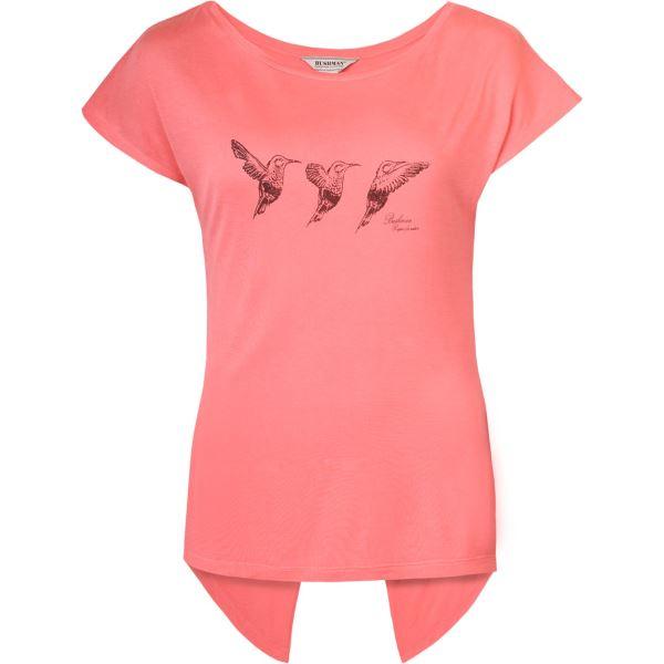 Dámské tričko BUSHMAN FRUITA růžová
